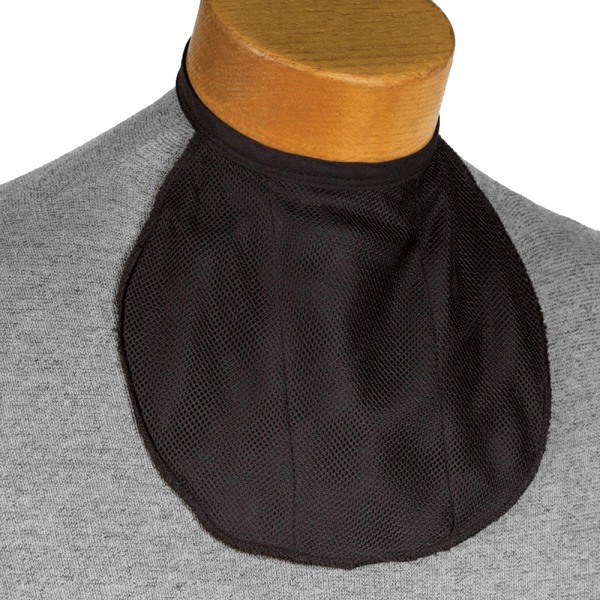 Dicky Style Stoma Cover (Black)