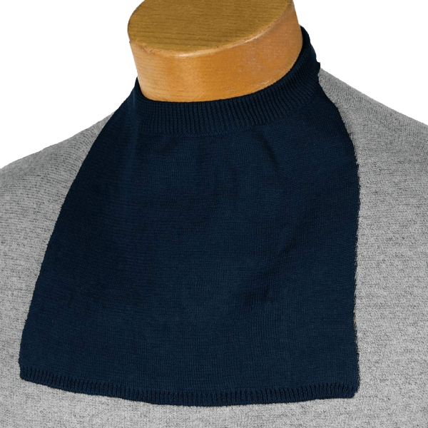 Turtleneck Style Stoma Cover (Navy)