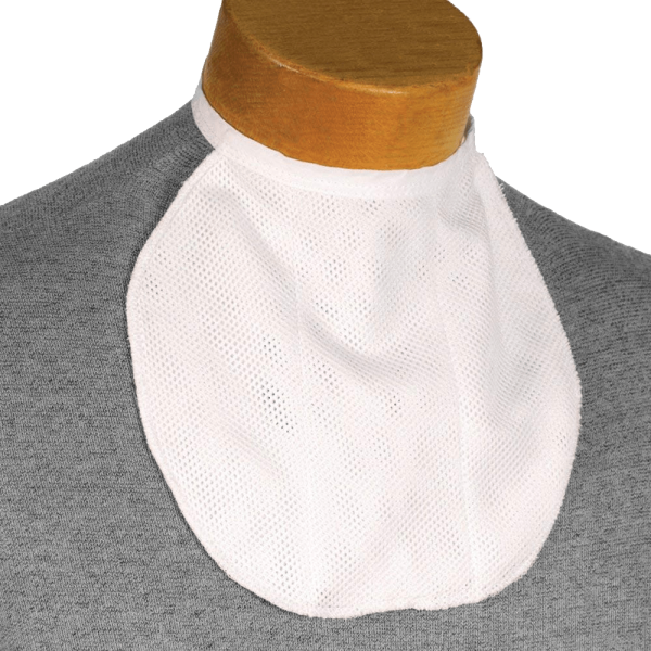Dicky Style Stoma Cover (White)